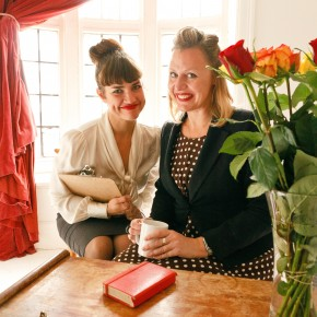 The Department of Unreliable Memoirs (Rachel Blackman and Emma Kilbey)